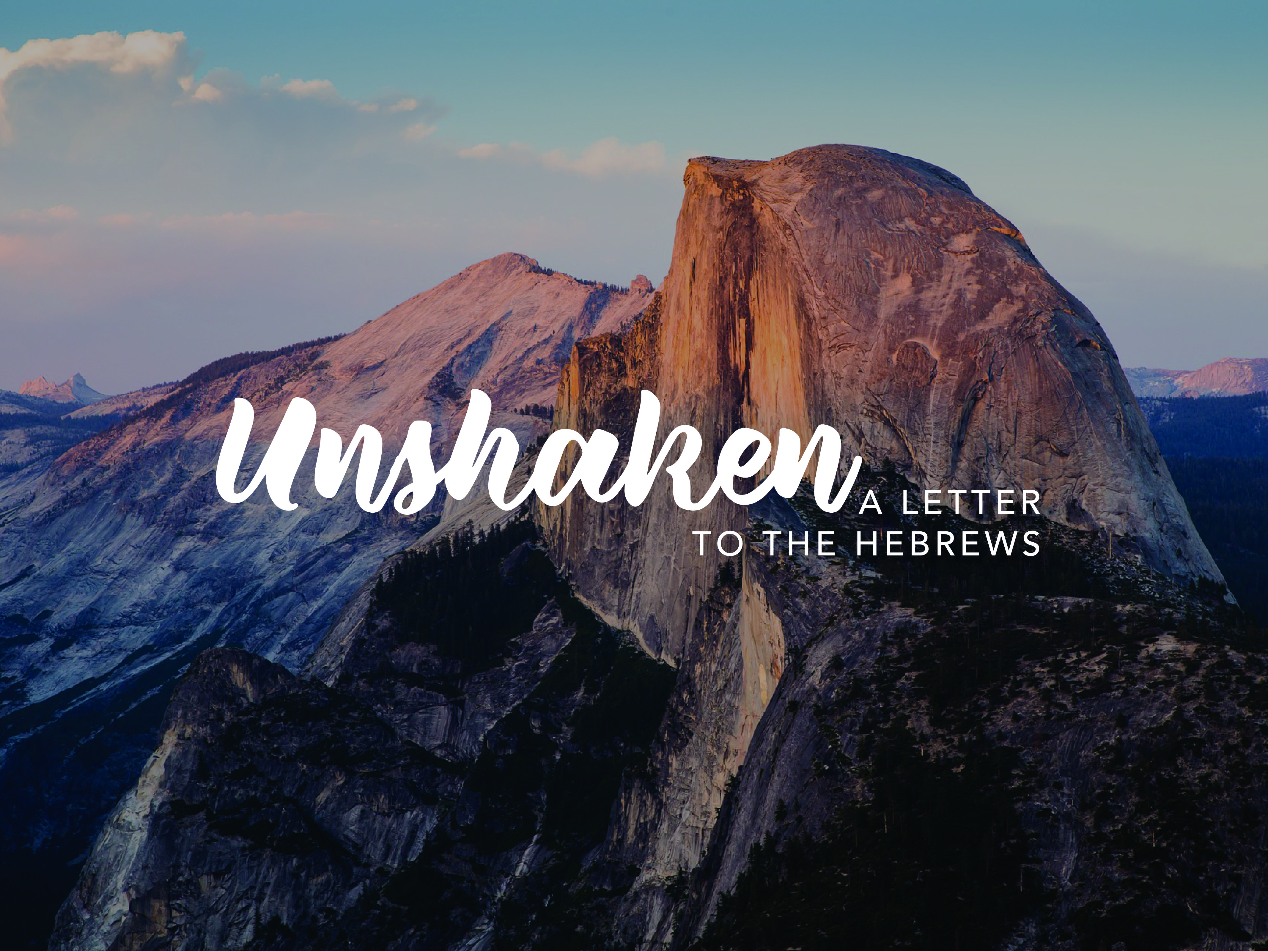 Unshaken | Called To